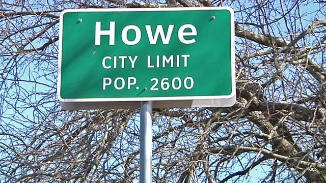 Howe is bracing for explosive growth. (KTEN)