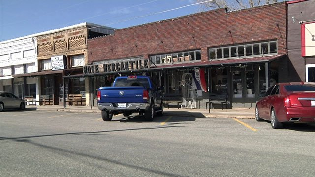 Howe residents don't want to lose that small-town flavor as the population explodes. (KTEN)