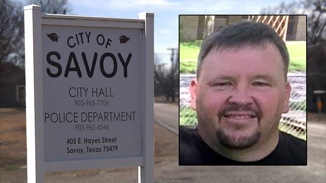 Savoy City Council member Mike Stone died after being hit by a truck. (KTEN)