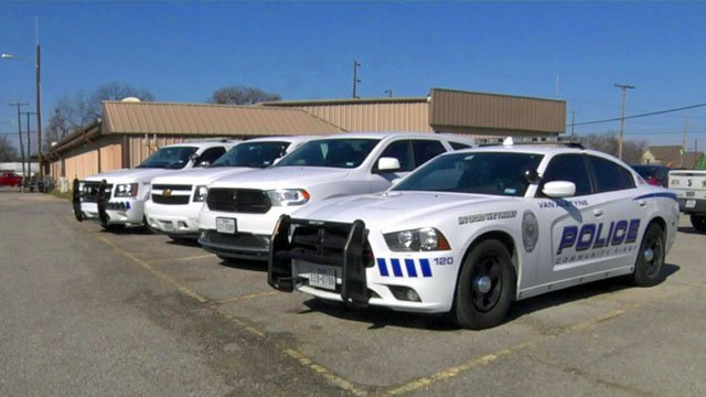 Van Alstyne police said they plan to take advantage of a new police academy being proposed by their colleagues in Sherman. (KTEN)
