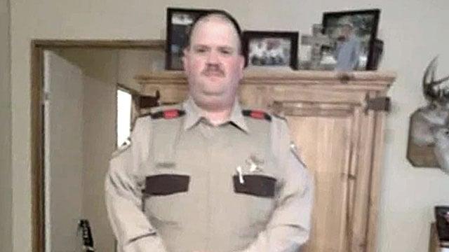 Grayson County Deputy Chad Key (File photo)
