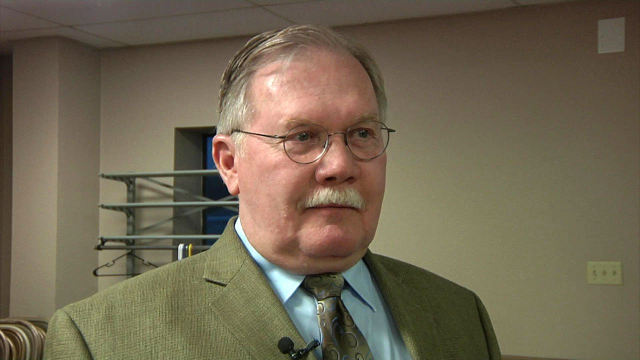 Larry Cooper resigned as Van Alstyne mayor. (KTEN)