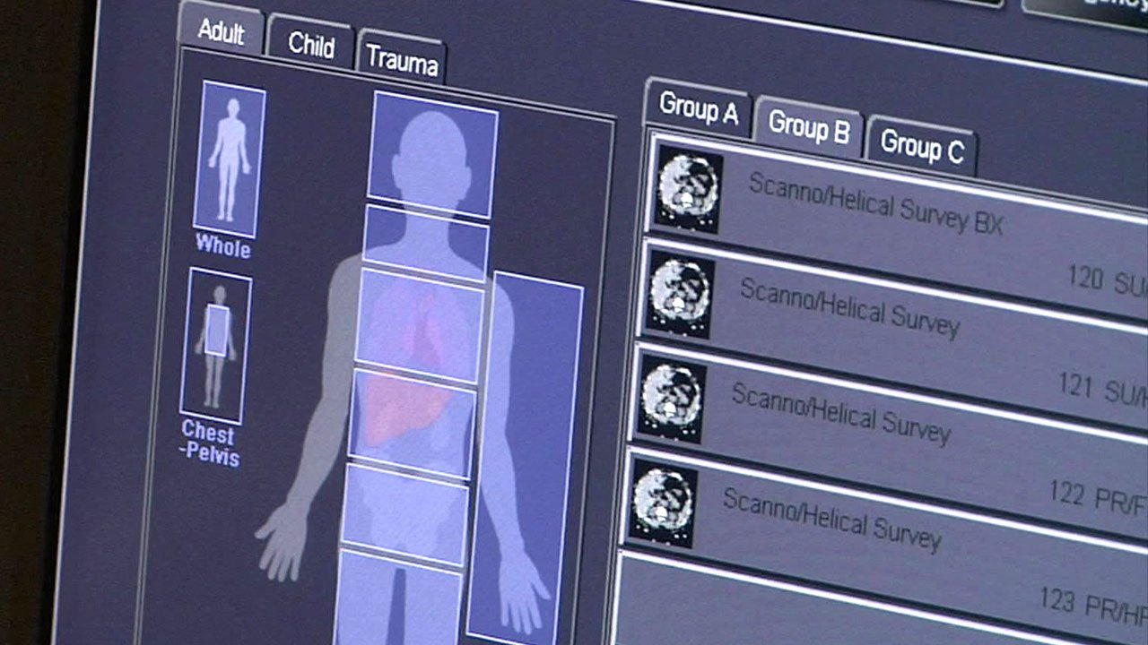 Mercy Hospital offers its CT scan to check for potential heart problems. (KTEN)