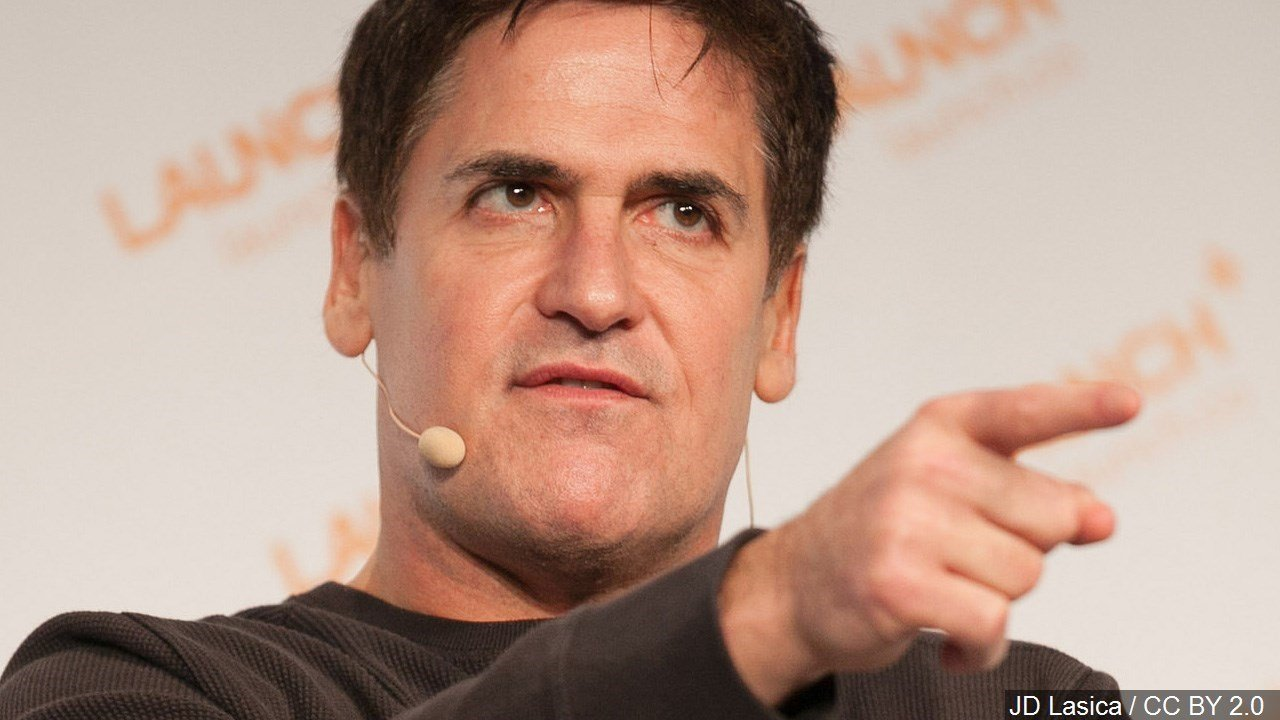Dallas Mavericks owner Mark Cuban (Photo: JD Lasica/CC BY 2.0)