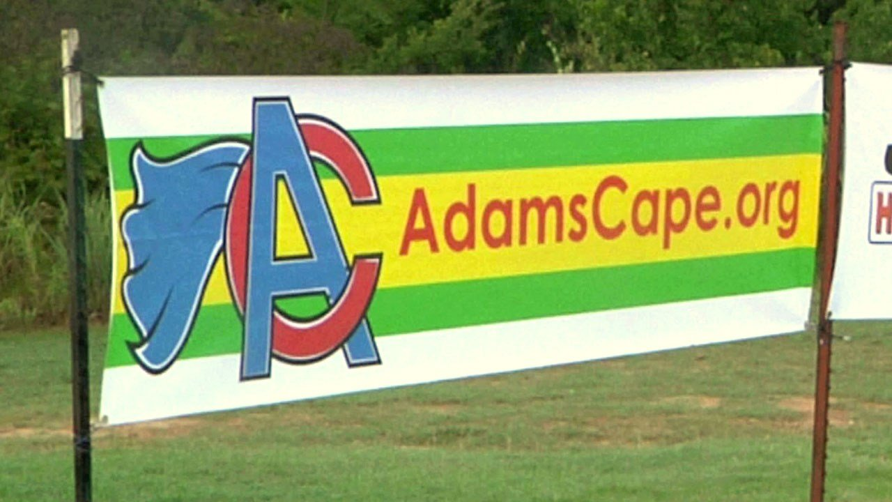 Adam's Cape raises money to help families with medical needs. (KTEN)