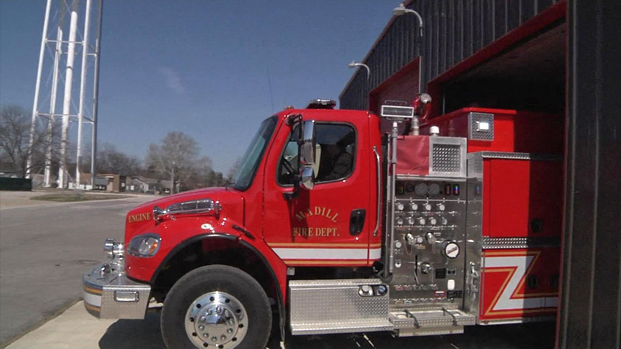 The Madill Fire Department is recruiting new volunteers. (KTEN)