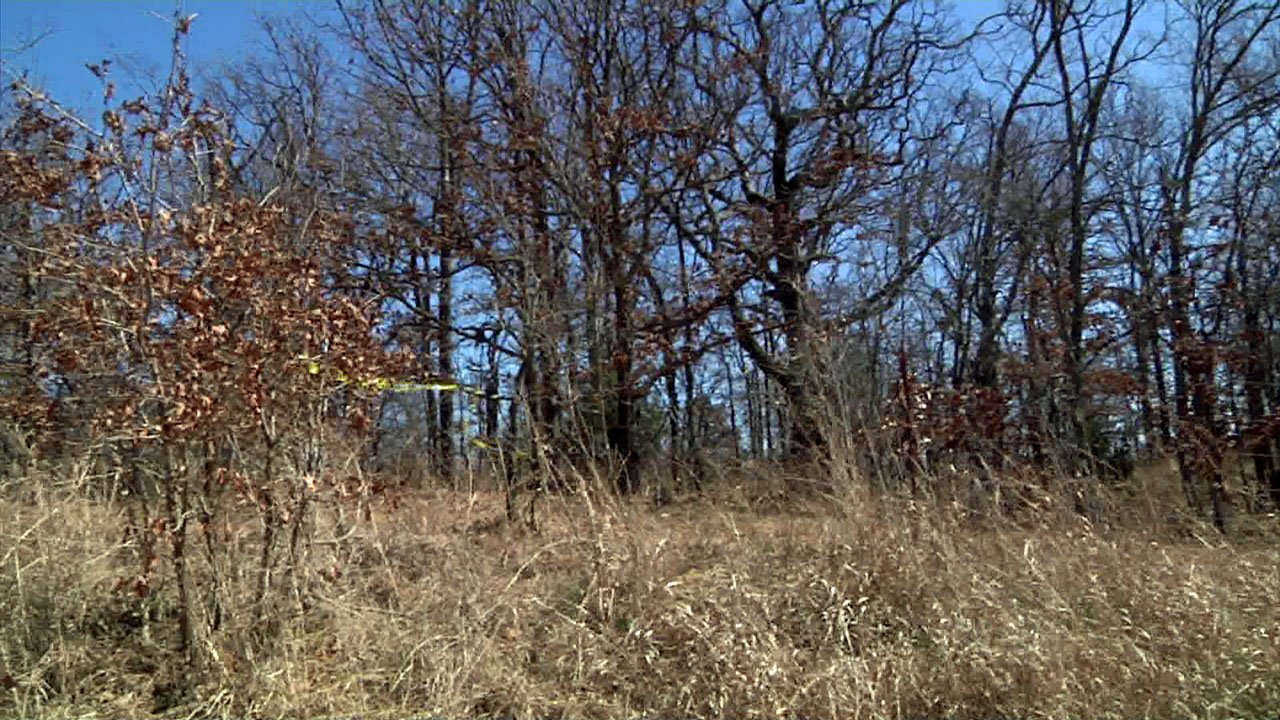 A human body was discovered in a wooded area next to the Kullihoma Grounds outside Ada. (KTEN)