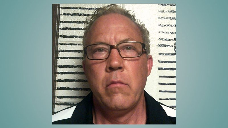 Dr. William Wright was arrested at Pauls Valley General Hospital. (Photo: Garvin County Sheriff)