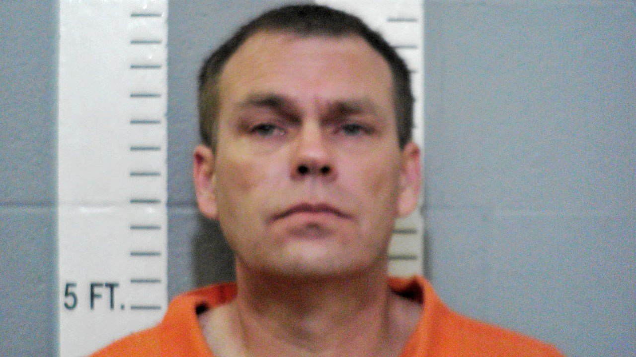 John Kirk was arrested after neighbors heard shots being fired. (Carter County Sheriff)