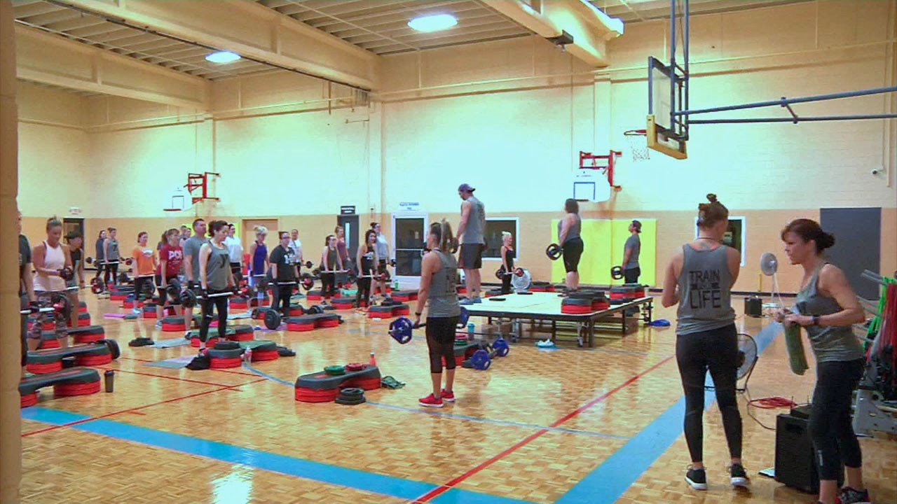 The Ardmore Family YMCA has reopened after renovations. (KTEN)