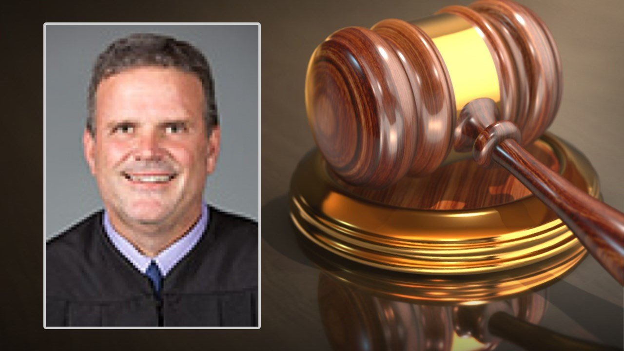 Marshall County District Judge Wallace Coppedge (MGN)