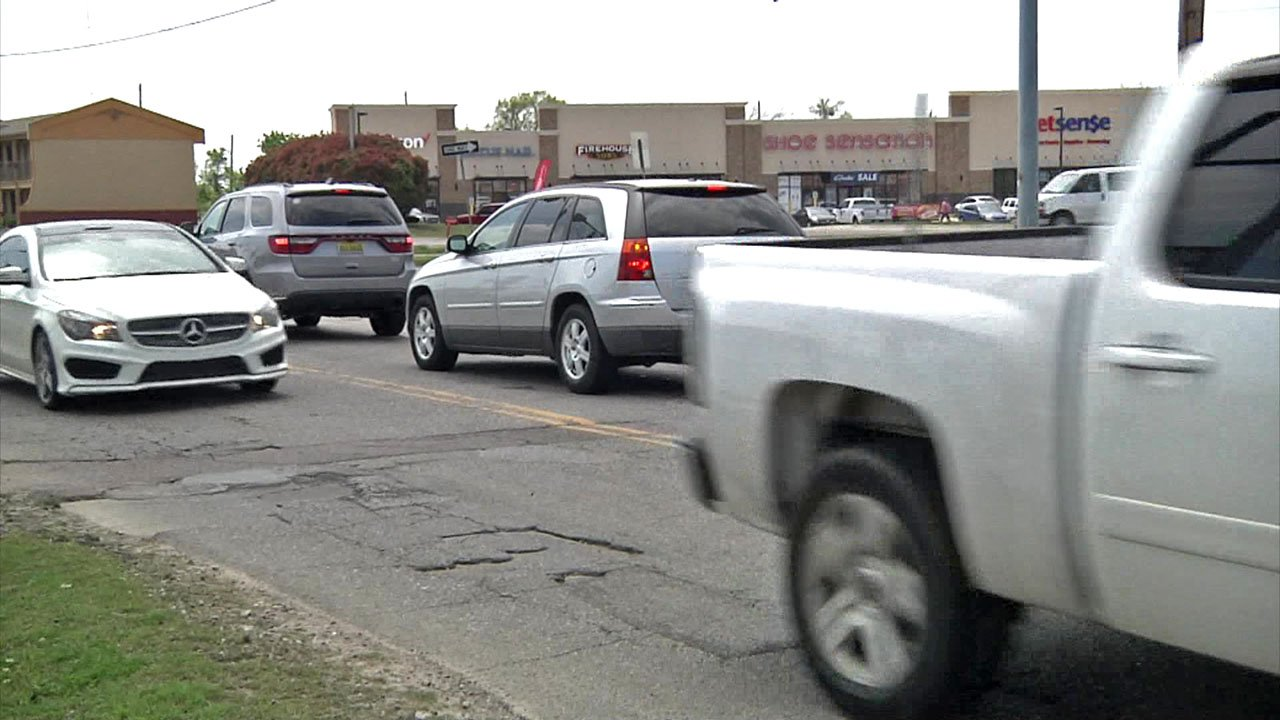 Durant voters will be asked to approve a bond measure to fund street repairs. (KTEN)