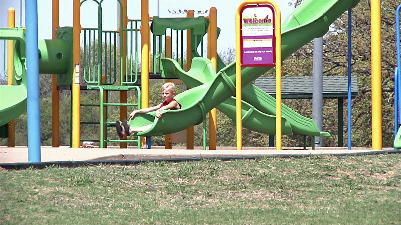 The Ardmore Parks and Recreation department is campaigning for a $20,000 grant. (KTEN)