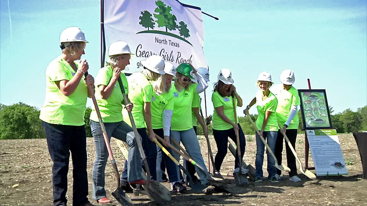 The North Texas Geary Girls Ranch will focus on girls who are aging out of the foster care system. (KTEN)