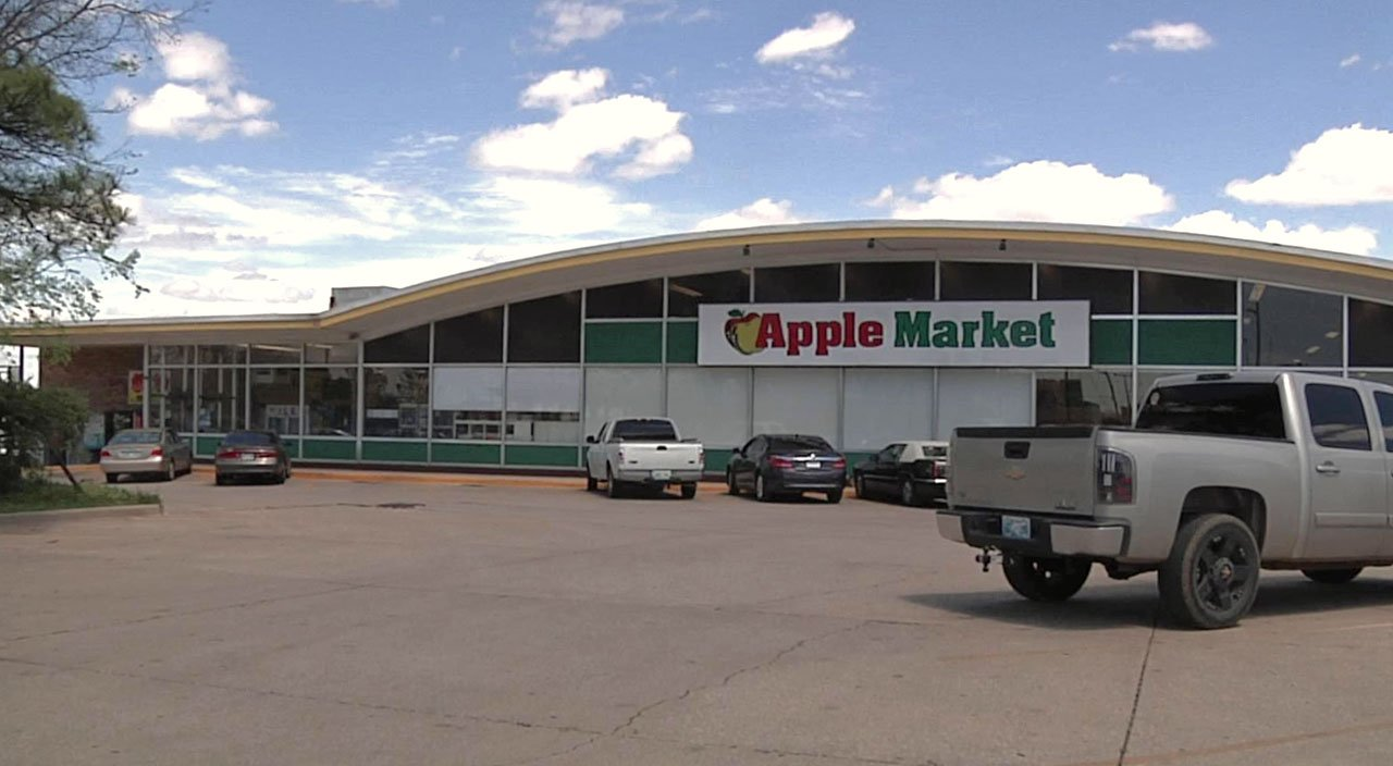 Ada police have arrested a suspect in connection with the April 25 armed holdup at Apple Market. (KTEN)