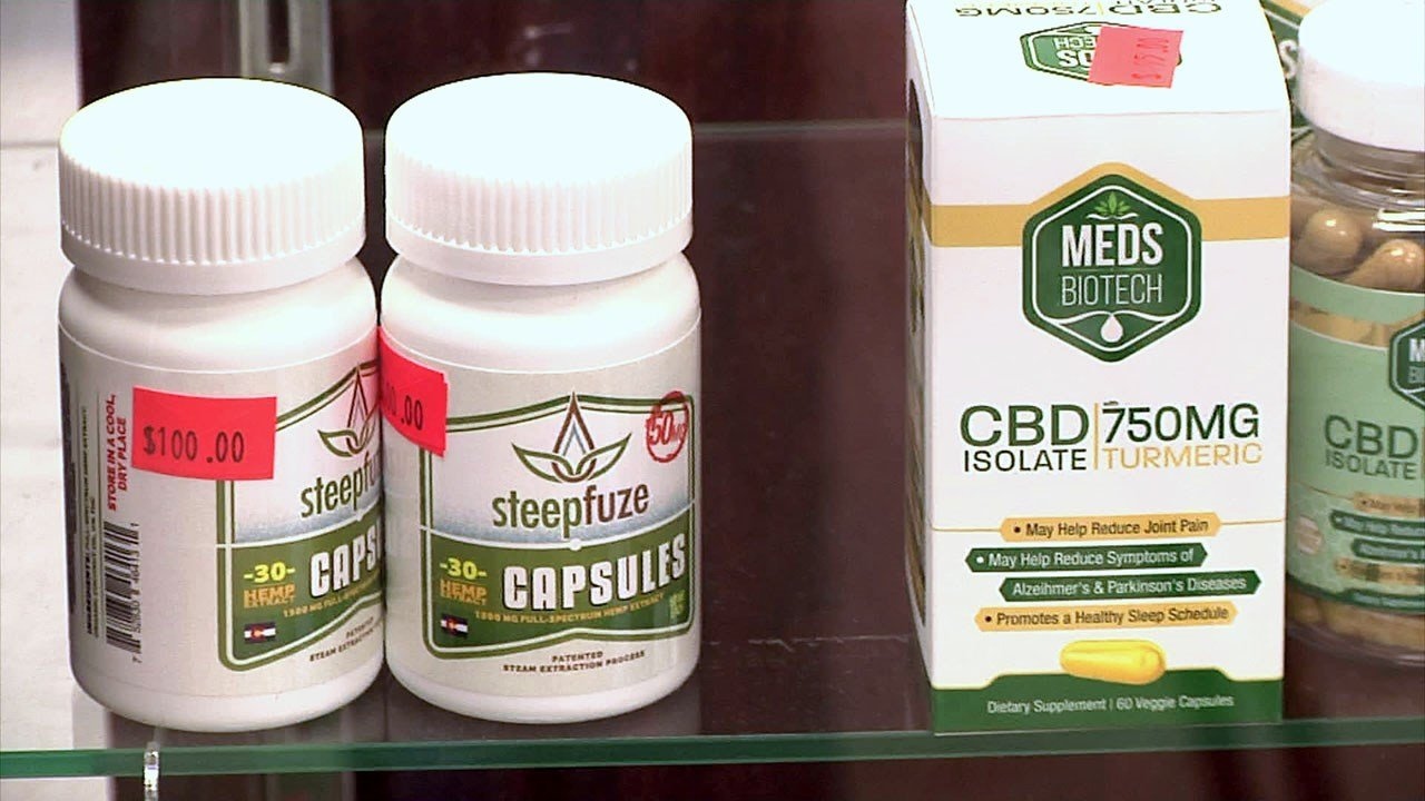 CBD oil products offer the promise of pain relief, but medical marijuana advocates say Oklahoma voters can approve even more potent cannabis-based remedies. (KTEN)