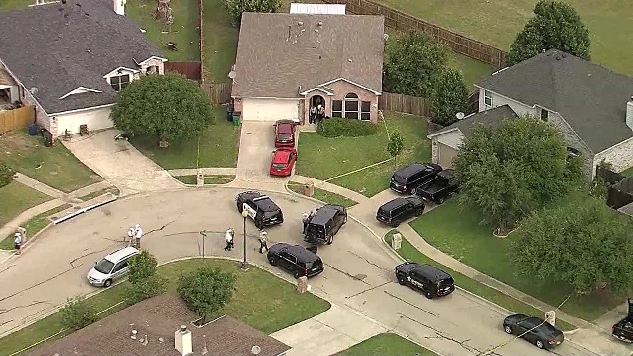 Five found dead at Denton County residence
