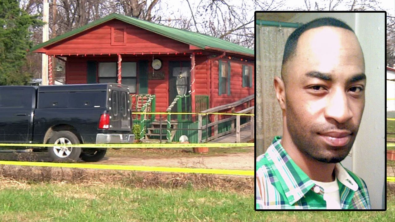 Jamie Robinson was found dead at his home in Hugo on December 11, 2015. (KTEN/OSBI)