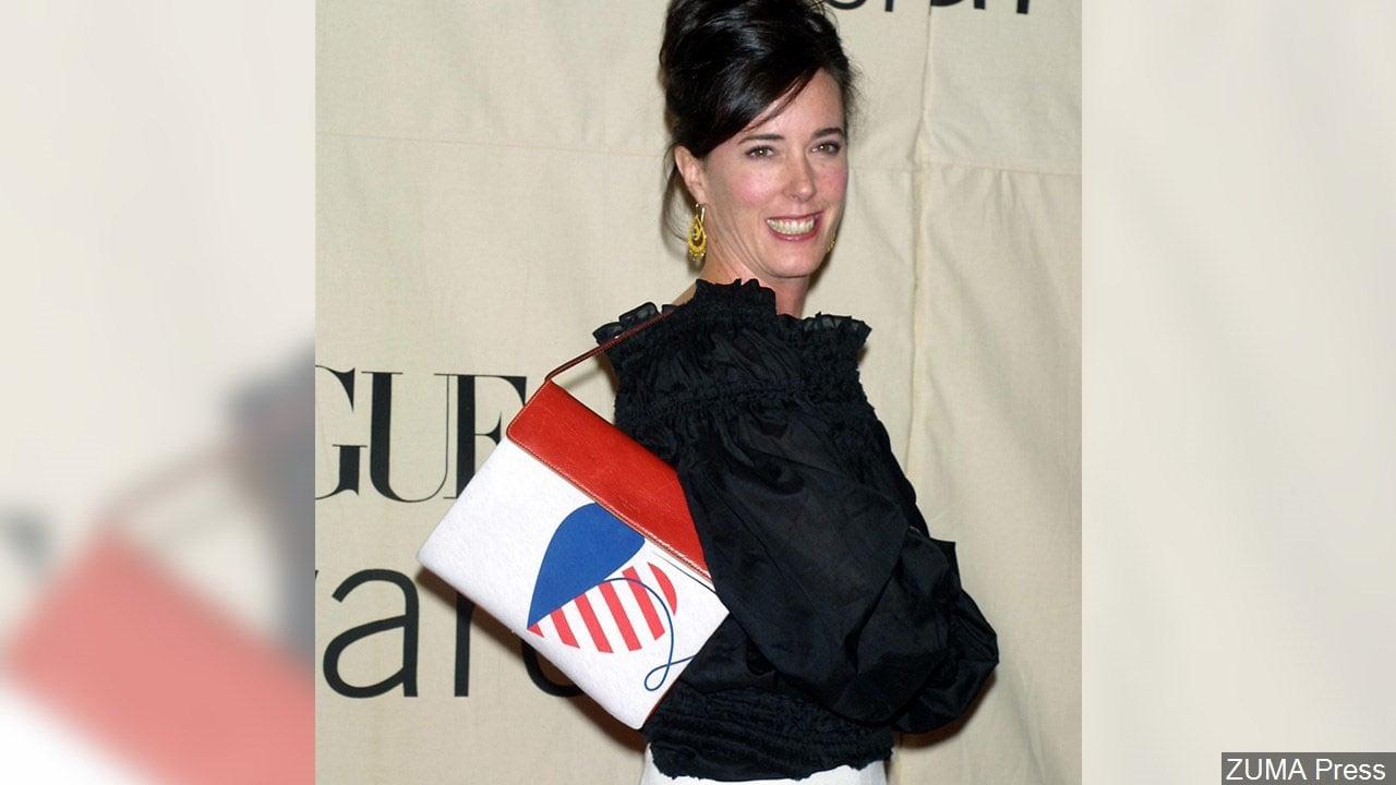 Kate Spade at the 2011 VH1 Vogue Fashion Show. (ZUMA Press)