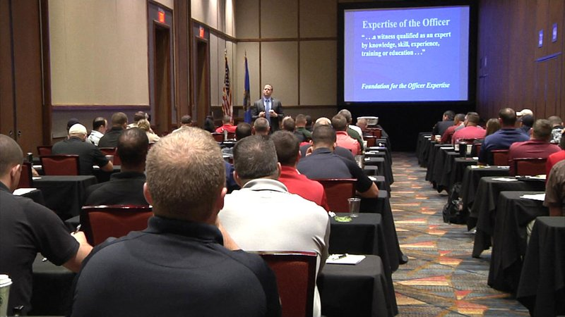 A seminar in Durant focused on identifying drunk or impaired drivers. (KTEN)