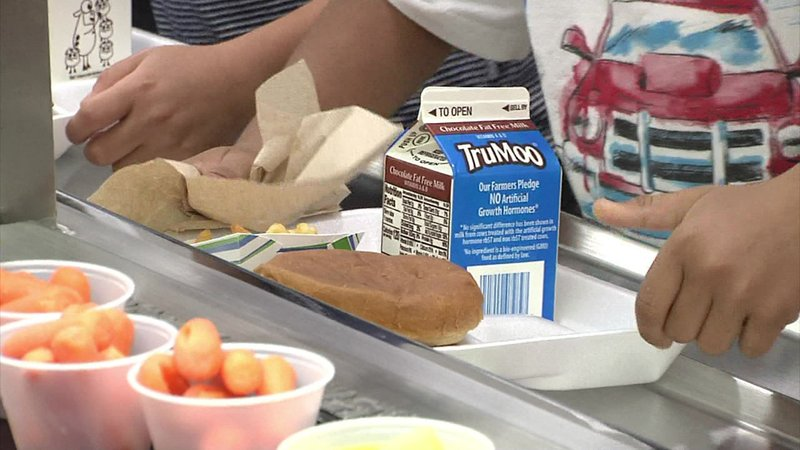 Denison ISD is one of the school districts across Texoma providing free meals for students during the summer months. (KTEN)