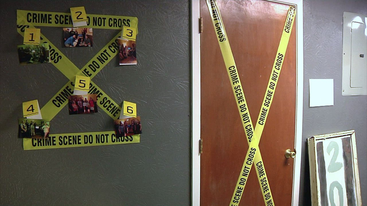 Visitors to Downtown Escape Rooms must employ puzzle-solving skills. (KTEN)