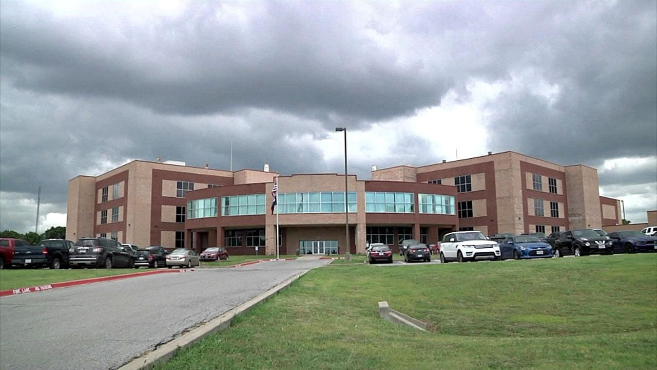 GlobiTech has plans to expand its facility on Sherman's south side. (KTEN)