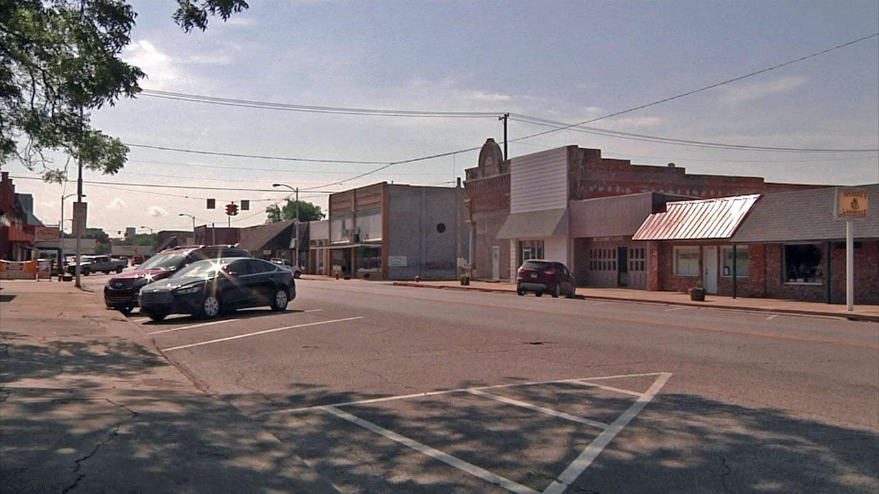 Marietta streets will soon see improvements. (KTEN)