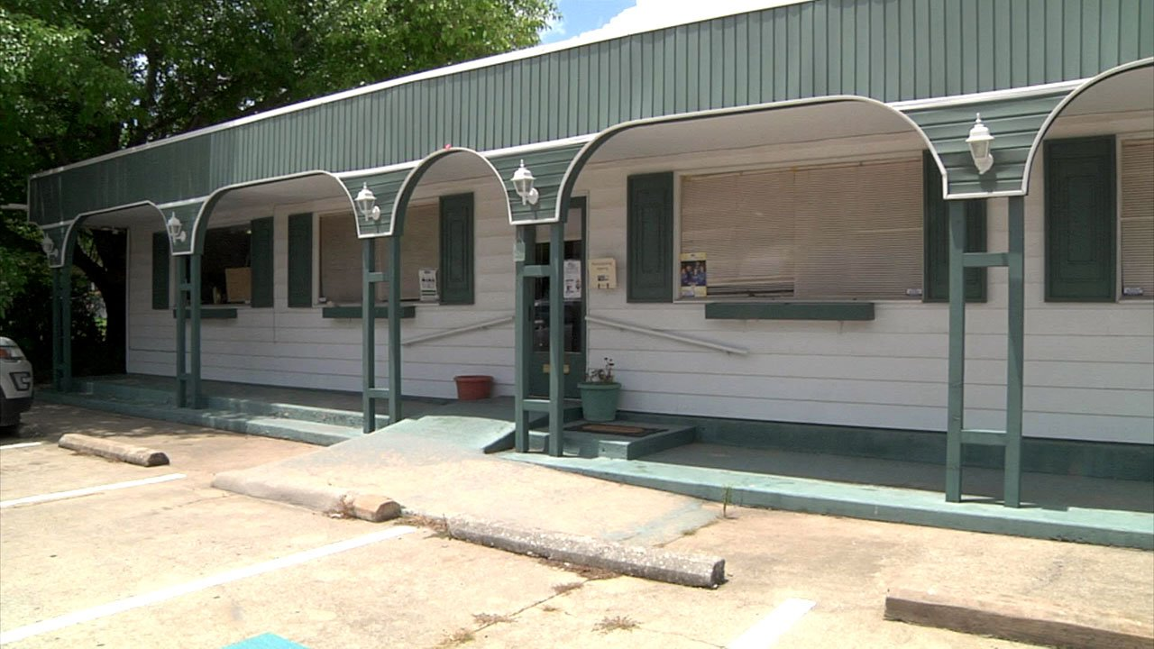 The Naomi House in Ardmore is one of the beneficiaries of the United Way BBQ Showdown. (KTEN)