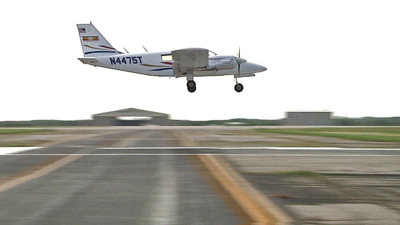 A revamped runway at North Texas Regional Airport will pay for itself, officials said. (KTEN)