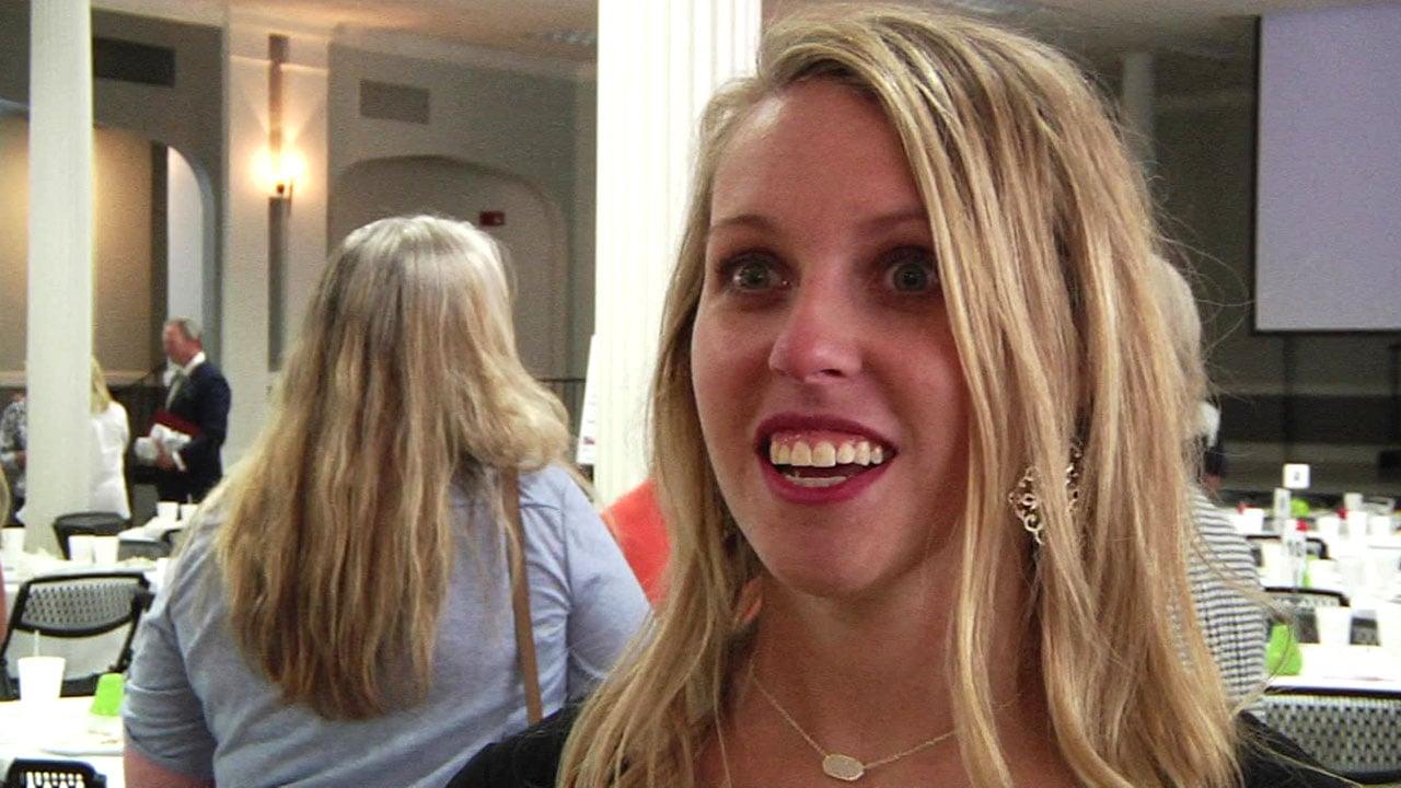 Abby Percell is one of 90 new Sherman ISD teachers. (KTEN)