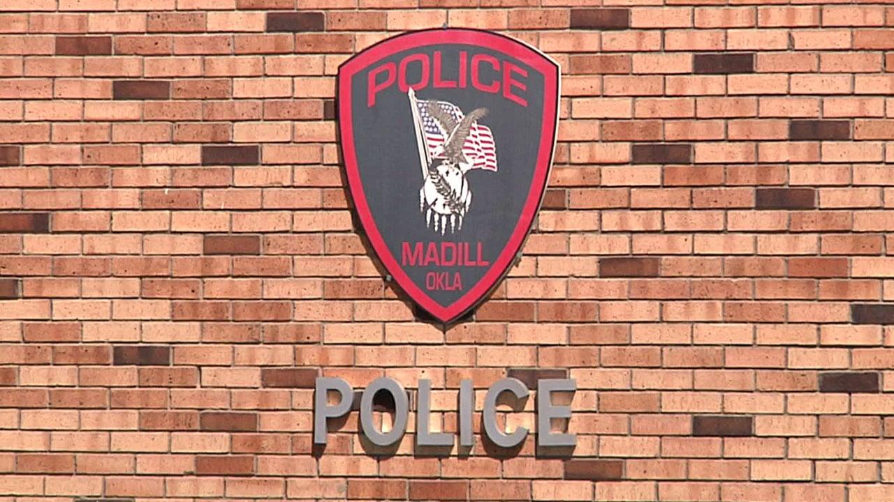 Madill Police Department (KTEN)