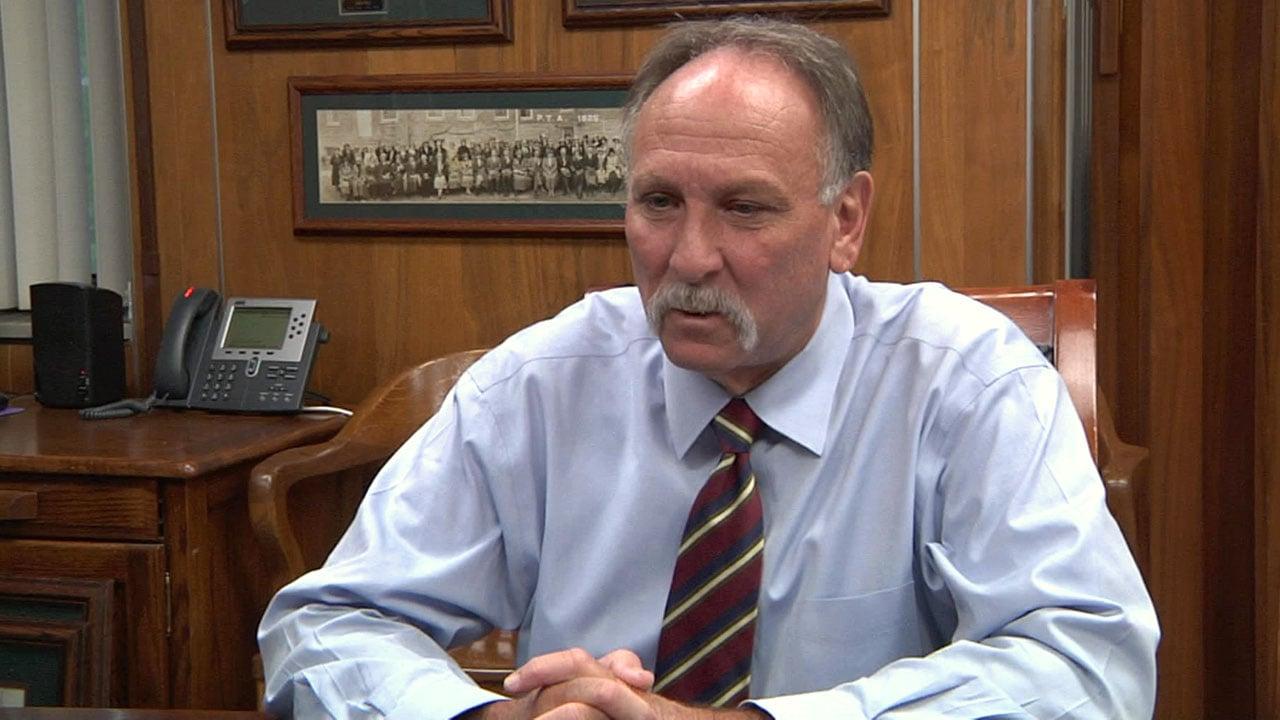 Ada City Schools Superintendent Mike Anderson. (KTEN)
