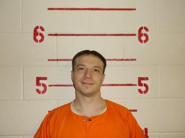 Escaped Inmate - Clayton Scraper