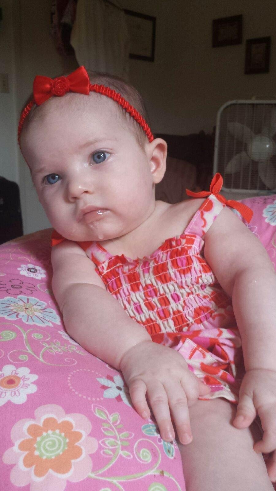 Olivia Smith, 5 months old
