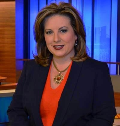 Lisanne Anderson, Managing Editor & Executive Producer/Main News Anchor