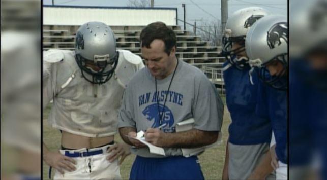 Matthews as head coach at Van Alstyne