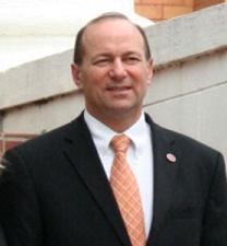 Outgoing East Central University President Richard Rafes, J.D., Ph.D.