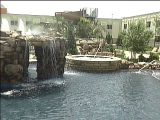 File photo: Choctaw Resort & Casino in Durant, OK