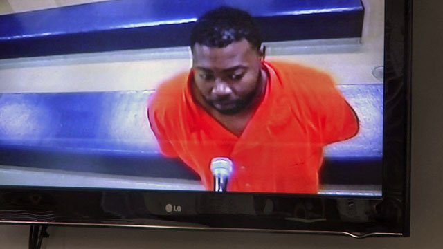 Virgil Harmon Jr. arraigned in Ardmore