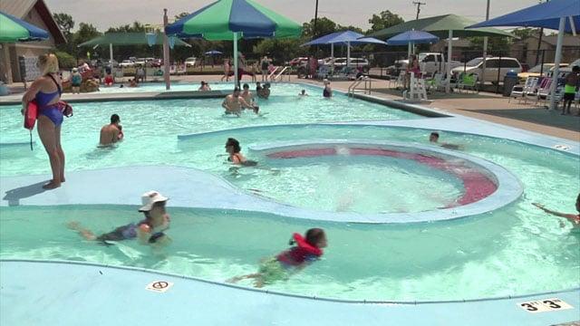 Sherman splash park