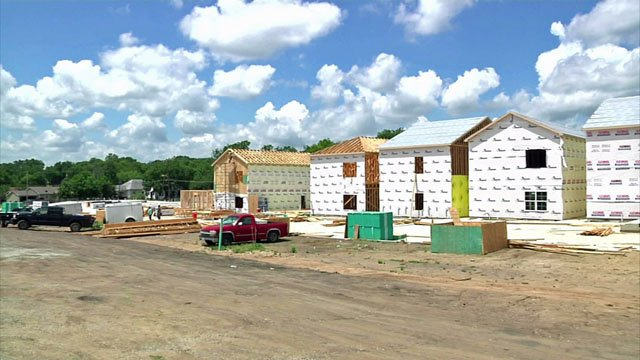 Grayson County housing boom