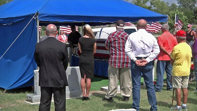 Strangers attend Jack Josh Vail funeral