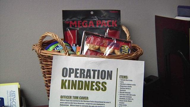 Operation Kindness basket