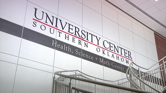 University Center of Southern Oklahoma