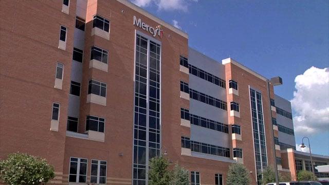 Mercy Hospital in Ardmore. (KTEN)