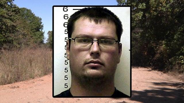 Former volunteer firefighter James Gregg was arrested on arson charges. (KTEN)