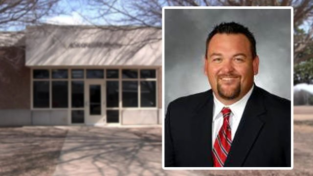 Tishomingo Public Schools Superintendent Kevin Duncan (KTEN/TPS)