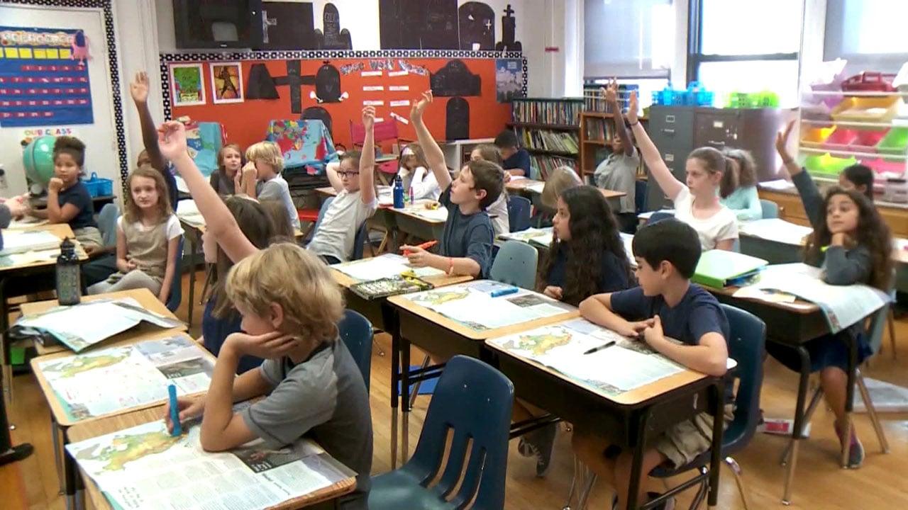 Oklahoma classroom