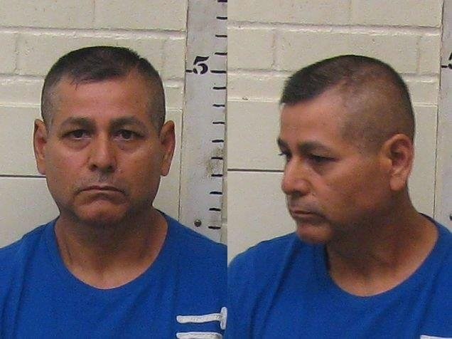 Reynaldo Cruz arrested for murder (Denison Police Department)